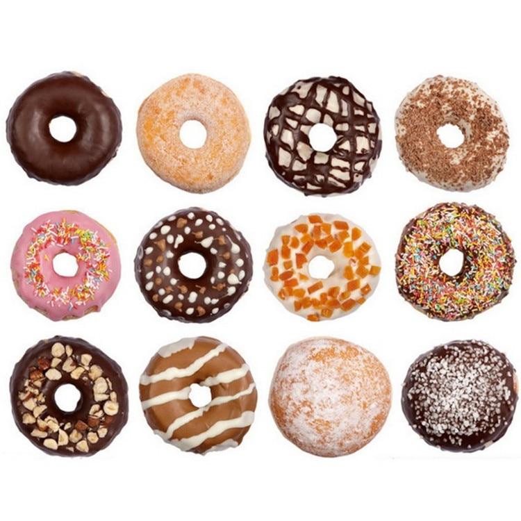 Herramienta de fabricación de rosquillas, 1 unidad, artefacto para hacer Donuts, herramientas creativas para hornear, Gadget de postre, accesorios de cocina GYH