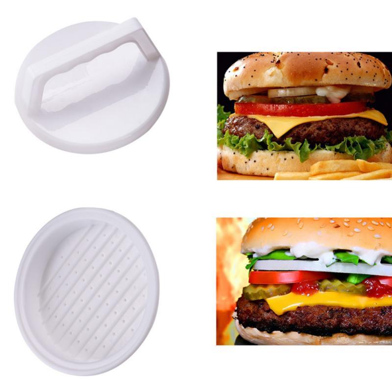 Prensa de hamburguesas rellenas, parrilla de carne, parrilla para hacer hamburguesas, herramienta de molde, accesorios de cocina, molde para máquina de hamburguesas